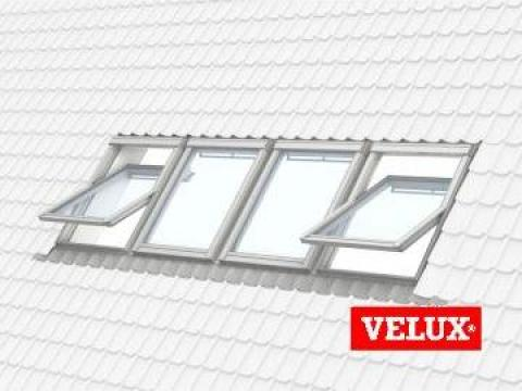 Ferestre Velux cu functii speciale GGL 307040 de la Sc Ellcor Roof Srl-d