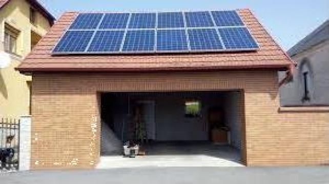 Sistem solar electric 3 KW/h de la Samro Technologies Srl