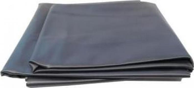 Folie PVC pentru amenajarea de lacuri Ubbink 6 x7 m, negru