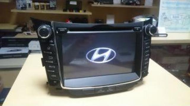 Sistem navigatie 4GB Octa Core Hyundai I30 2011-2016