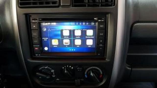Sistem navigatie Suzuki Jimny 2007-2017 cu Android 10