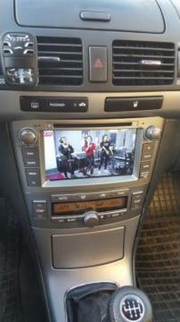 Sistem navigatie Toyota Avensis 2003-2008 4GB RAM Octa Core