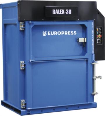 Presa de balotat deseuri Europress Balex 30 de la Filgreen Recycling