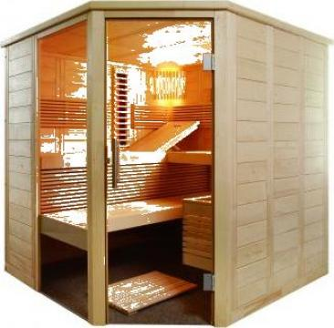Sauna finlandeza de la Saune Brasov Srl