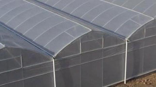 Folie solarii profesionala 6,5 m x 80 m de la Agro Happy Veggie Srl