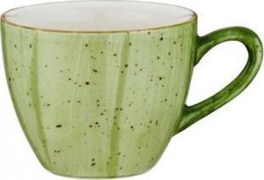 Cana pentru cafea din portelan Bonna colectia Therapy 80ml de la Basarom Com