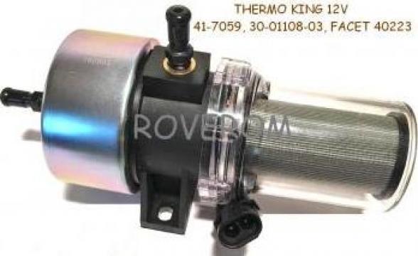 Pompa alimentare Carrier, Thermo King (12V) de la Roverom Srl