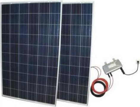 Kit fotovoltaic retea on grid 540wp de la Sc Newpod Srl