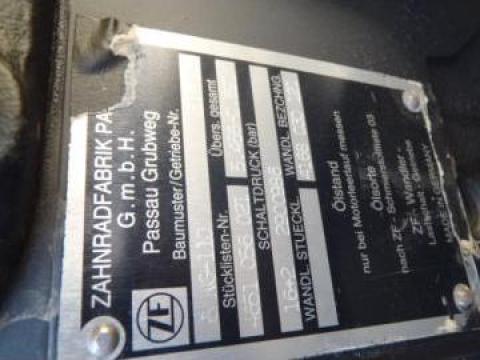 Cutie de viteze ZF 6WG110,pentru gredere O&K F106,O&K F106.5 de la Instalatii Si Echipamente Srl