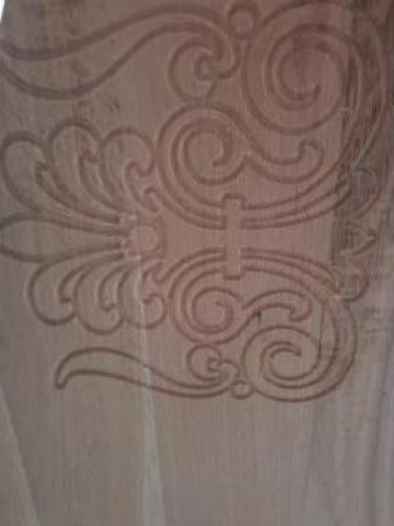 Gravura lemn de la Hexi Center Srl