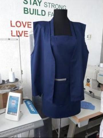 Set curatenie sort si vesta de la Sc Atelier Blue Srl