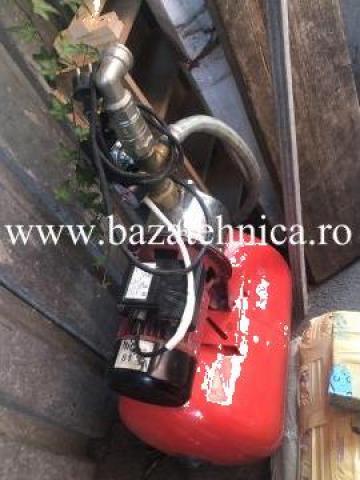 Reparatie hidrofor, inlocuit presostat, bobinaj motor de la Baza Tehnica Alfa Srl