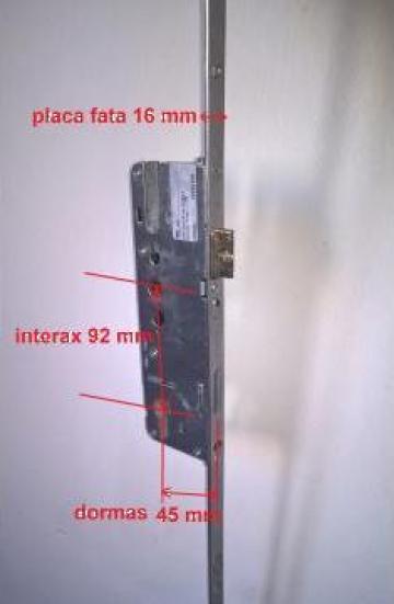 Broasca multipunct 45/92 usi lemn de la Feronerie Usi Srl