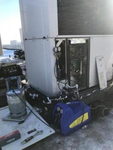 Servicii de incarcare recuperare freon utilaje frigorifice