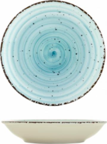 Farfurie Gural colectia Turquoise 20cm de la Basarom Com