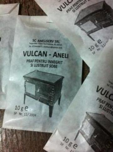 Praf pentru innegrirea plitelor Vulcan 40 g
