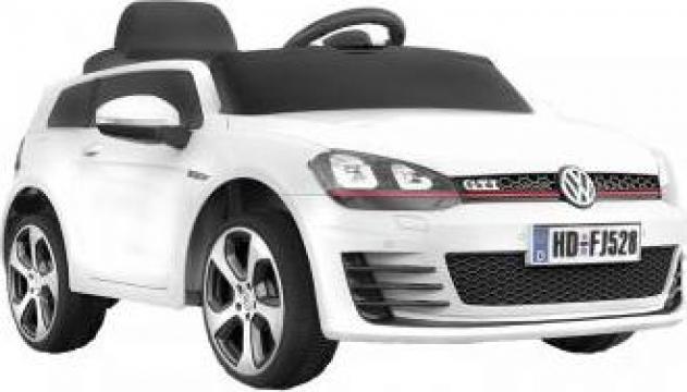 Jucarie masinuta electrica pentru copii Golf GTI 2x 30W 12V