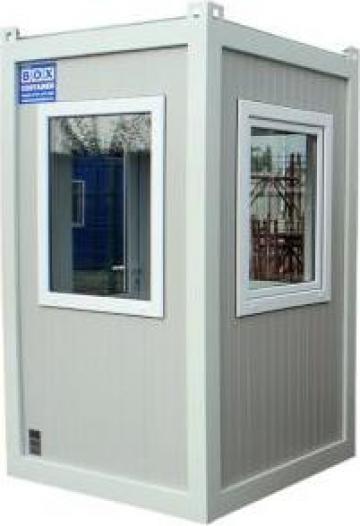 Cabine paza monobloc de la SC Toalete Ecologice SRL
