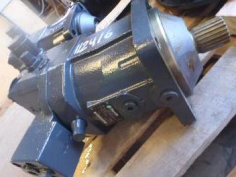 Motor hidraulic Rexroth - A6VM107HA1TA/63W-VAB370A-SK de la Nenial Service & Consulting