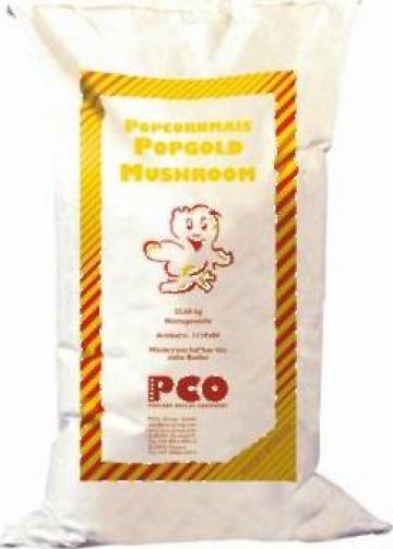 Porumb pentru popcorn Mushroom 22,68 kg de la Cristian Food Industry Srl.