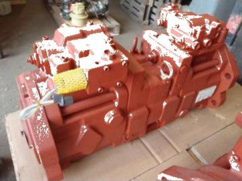 Pompa hidraulica Kawasaki - K3V180DTH-130R-9C0N de la Nenial Service & Consulting