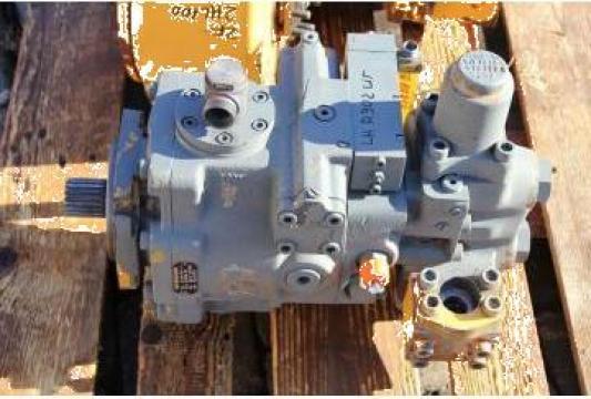 Motor hidraulic excavator Liebherr A902 Litronic de la Nenial Service & Consulting