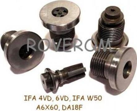 Supape pompa injectie IFA 4VD, 6VD, IFA W50,  ADK70, ADK125