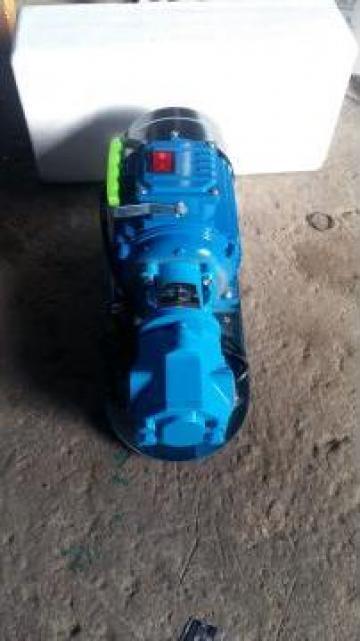 Pompa lichide ulei - vascoase cu roti dintate de la Gasoil Line Srl Ro 2024580