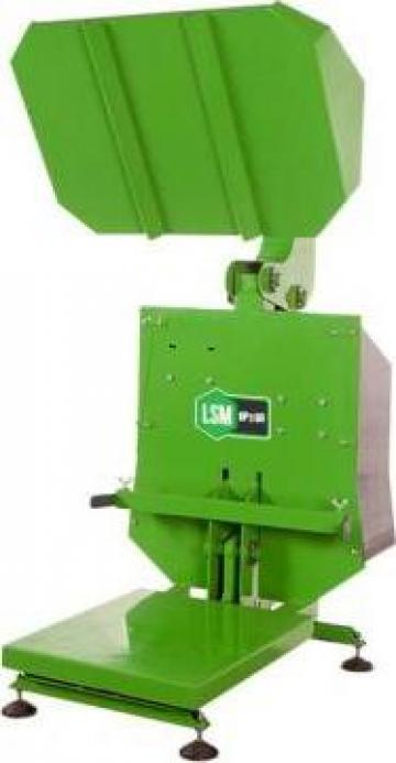 Compactor pentru pubele LSM - BP1100 de la Ad Stil Equipments Srl