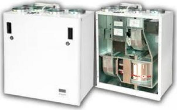 Unitate de ventilatie Ensy AHU 200 H/V de la HausEnergy Srl