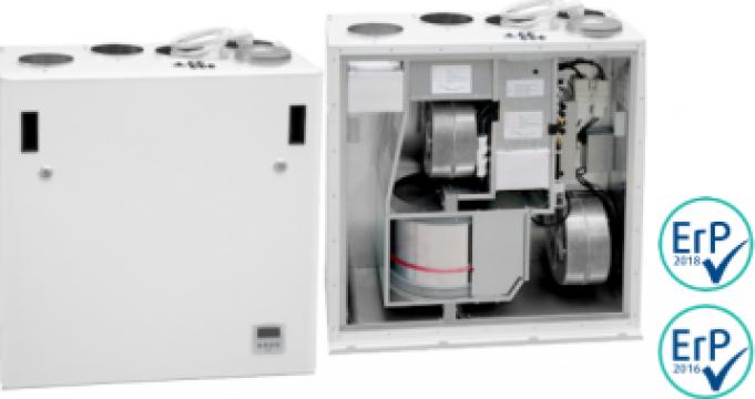 Unitate de ventilatie Ensy AHU 300 BV/BH de la HausEnergy Srl