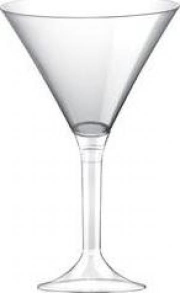 Cupa aperitiv Martini 185cc 20 buc/set de la Cristian Food Industry Srl.