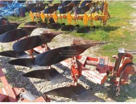 Plug reversibil Huard QRE 65T,3+1 brazde de la Gio Masini Agricole Sud Srl