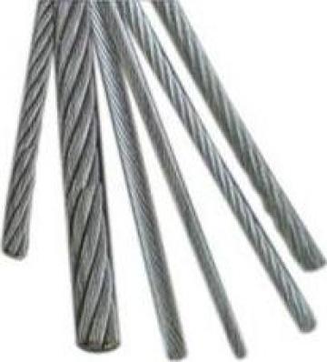 Cabluri din otel normale 6x37+FC de la Electrofrane