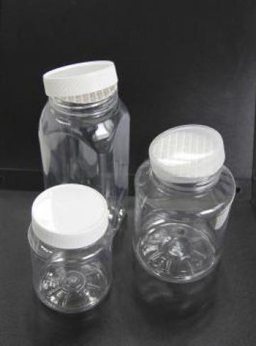 Borcane plastic diametru gura 63 mm de la Greiner Packaging SRL
