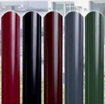 Sipca metalica rotunda grosime 0.5mm lucioasa de la Vindem-ieftin.ro