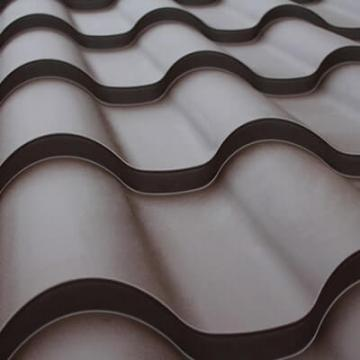 Tigla metalica Colosseum mat 0,45mm