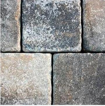 Pavaj Appia Antica gri vulcanic Combi grosime 5 cm