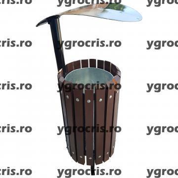 Cos de gunoi 966 de la Ygrocris Dorally Steel Srl