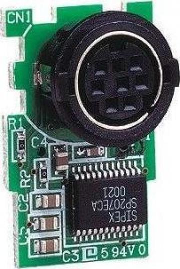 Modul comunicatie cu conectotr miniDIN TWDNAC485D de la Technosam Srl