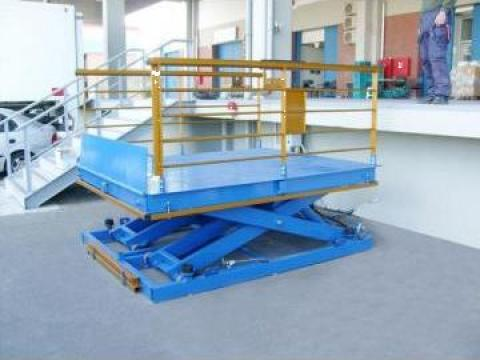 Platforme pentru materiale de la Premium Lift International Srl