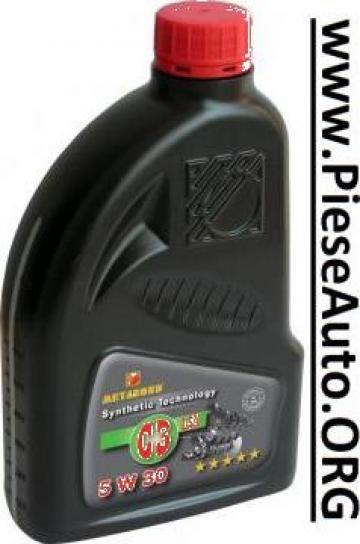 Ulei motor auto Metabond C3 LSX 5W30 de la Ulei & Tratamente Motor Srl