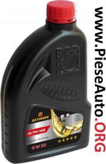 Ulei motor auto Metabond Ultra VSX 0W20 de la Ulei & Tratamente Motor Srl