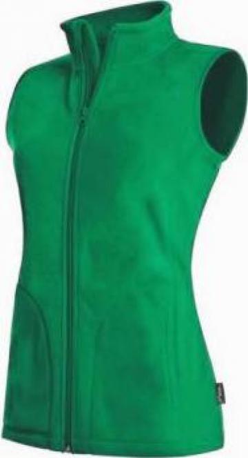 Vesta polar verde