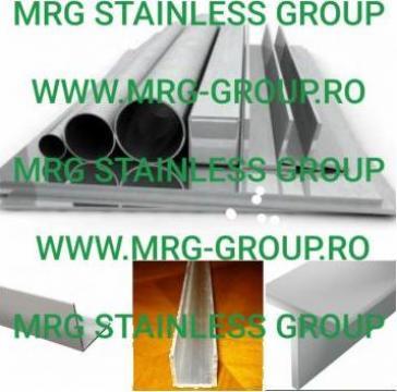 Teava inox rectangulara 80x20x1.5 de la MRG Stainless Group Srl