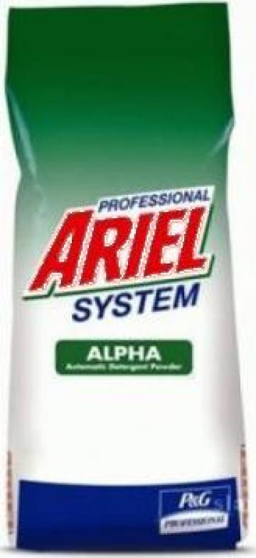 Detergent pudra Ariel Professional Alpha de la Best I.l.a. Tools Srl