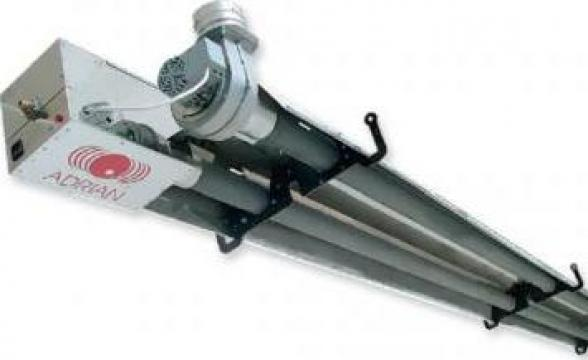 Tub radiant U de la Andra Engineering