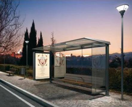 Statie de autobuz S 20 de la Miracons Proiect Srl