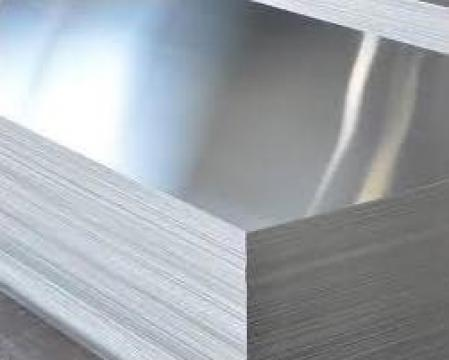 Tabla aluminiu lisa 0.3mm, coala foaie alama, cupru, inox
