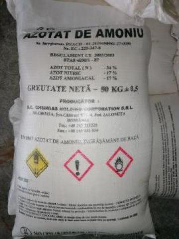 Ingrasamant azotat de amoniu